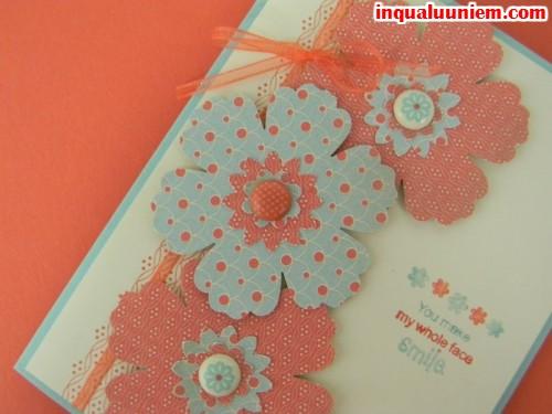 Các mẫu thiệp handmade đẹp cho người yêu - 3