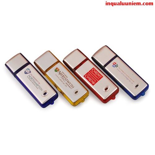 Sản phẩm USB nhựa với nhiều thương hiệu đa dạng được in tại Cty TNHH In Kỹ Thuật Số - Digital Printing