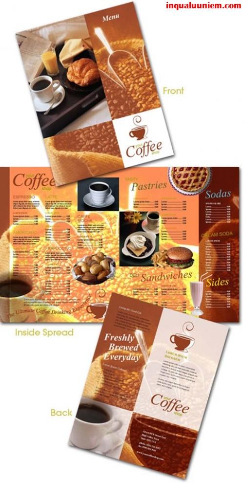 Những mẫu in thực đơn cho đặc sản ngon nhà hàng - 3
