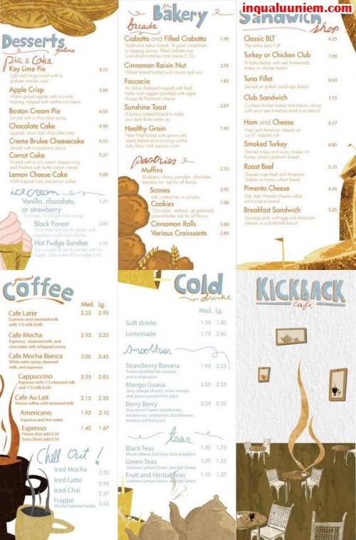 Những mẫu in thực đơn cho đặc sản ngon nhà hàng - 4