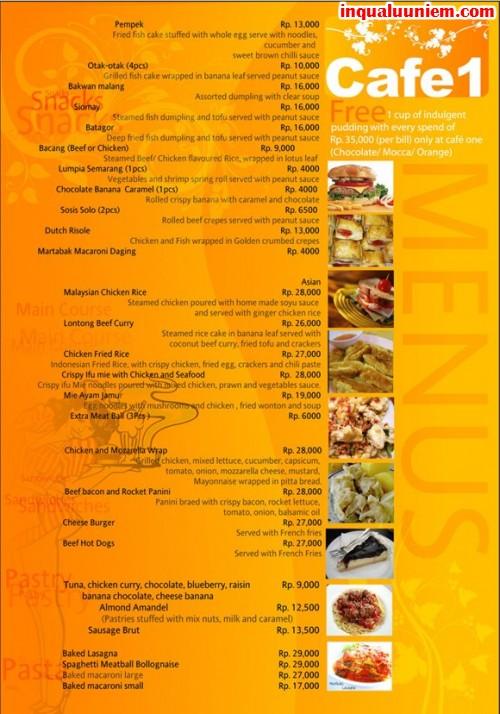 Những mẫu in thực đơn cho đặc sản ngon nhà hàng - 6